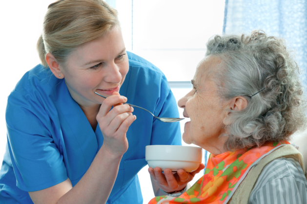 Dementia Care: Food and Fluid